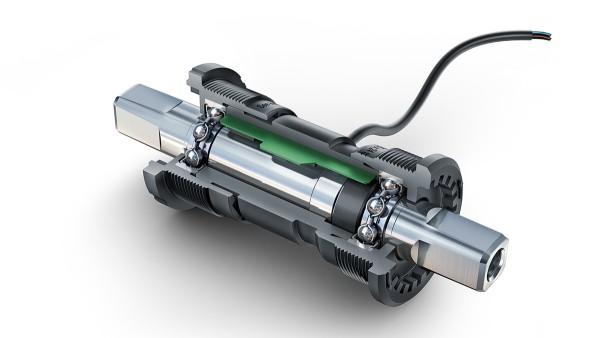 Das FAG-Trittfrequenz-Sensor-Innenlager BBRS ermöglicht eine zeitlich sehr genaue Dosierung der Unterstützungsleistung des Elektroantriebs und bietet dem Fahrer in jeder Situation optimalen Komfort.