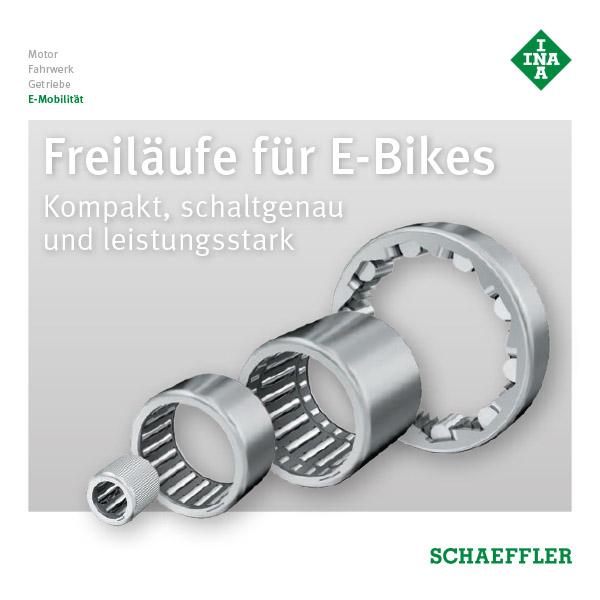 Freiläufe für E-Bikes