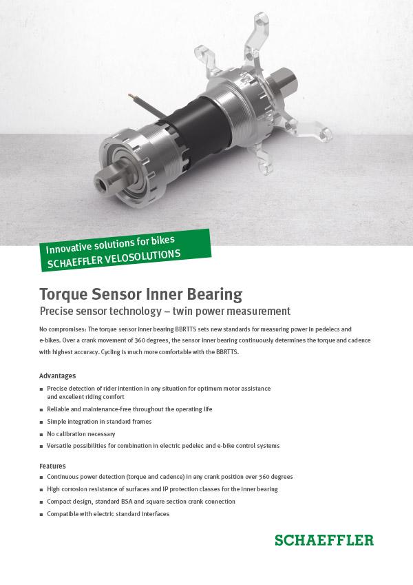 FAG-Torque Sensor Inner Bearing